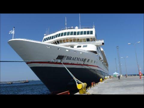 Braemar Cruise Ship Tour