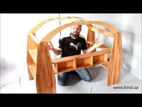 """Игровой домик """"АННА"""" - Мебель для детских садов и дома"""