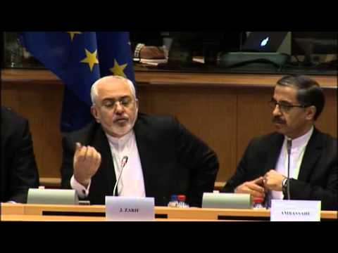 Dr. Zarif Speech & Q&A at the European Parliament Committee