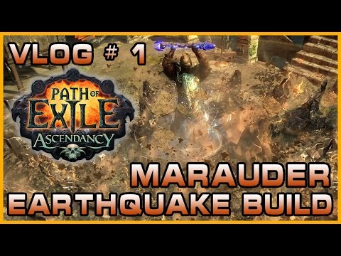 Path Of Exile Marauder H Build