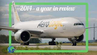 2014 - A Year in Review | Frankfurt Airport Spotter |[FULLHD]