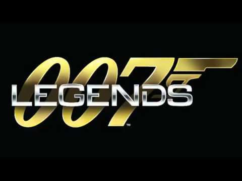 007 Legends Soundtrack Moonraker   Infiltrate to Drax laboratories