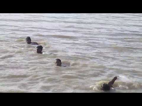The Amazing Demerara River Race