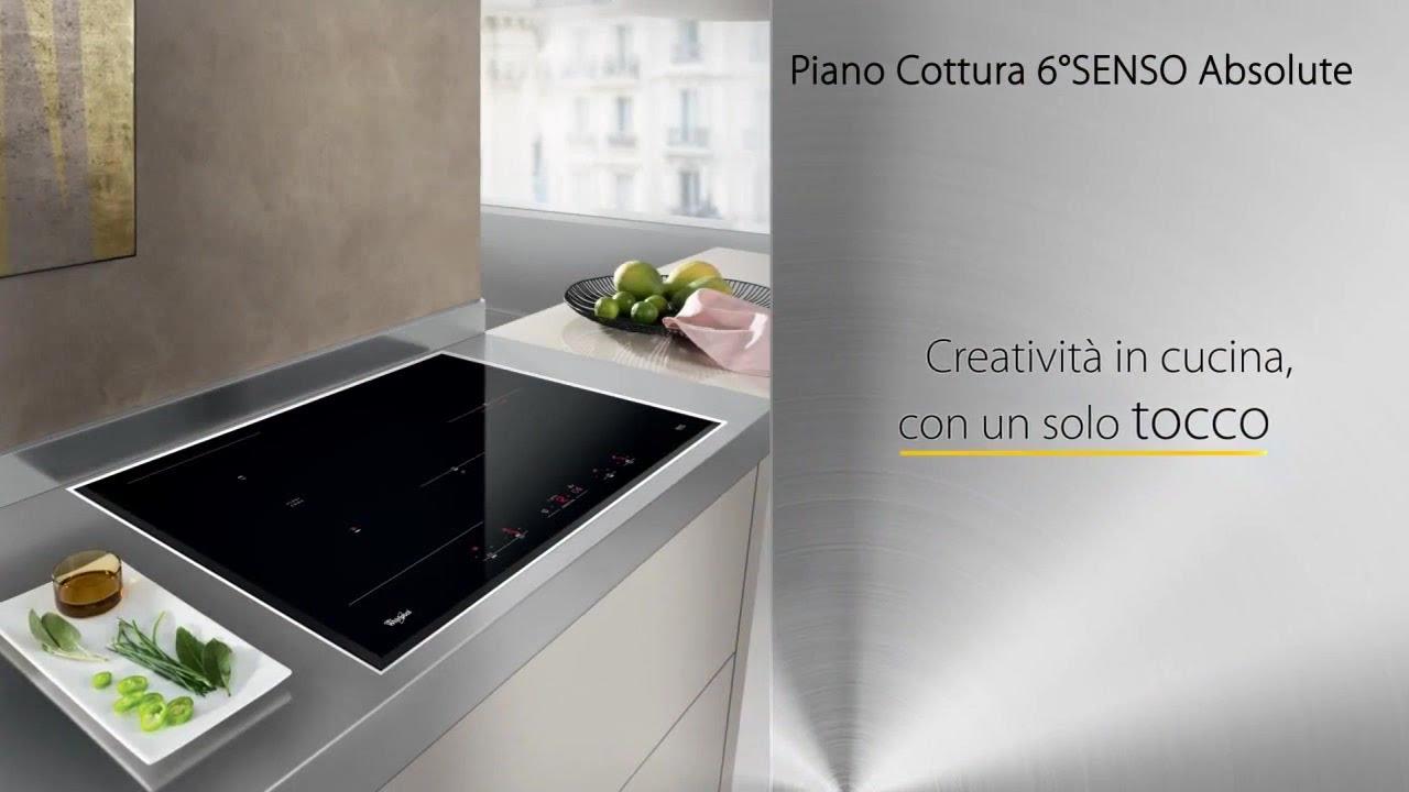 Whirlpool Piani cottura a induzione Absolute - YouTube