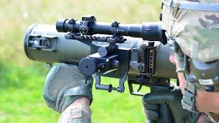 New Equipment Training • M3 Carl Gustaf