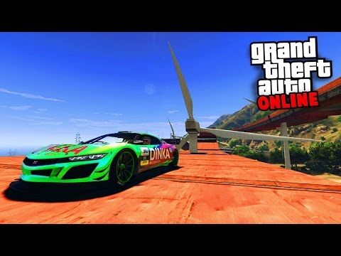WIND TURBINES - GTA 5 ONLINE