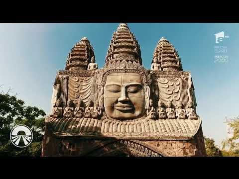 Cambogia, imperiul minunilor din Asia