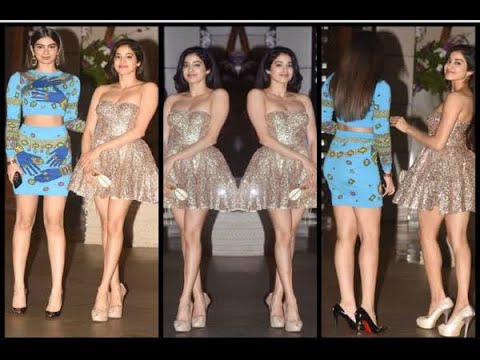 In Graphics: Jhanvi Kapoor and Khushi Kapoor STEAL THE LIMELIGHT from Bollywood DIVAS at A
