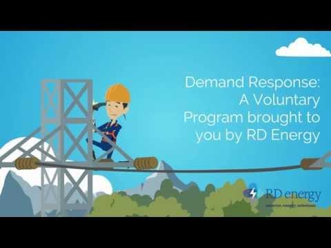RD Energy Demand Response