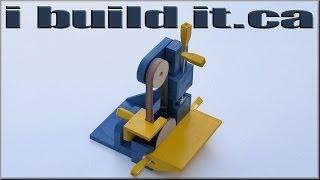 Building The Belt / Disk Sander