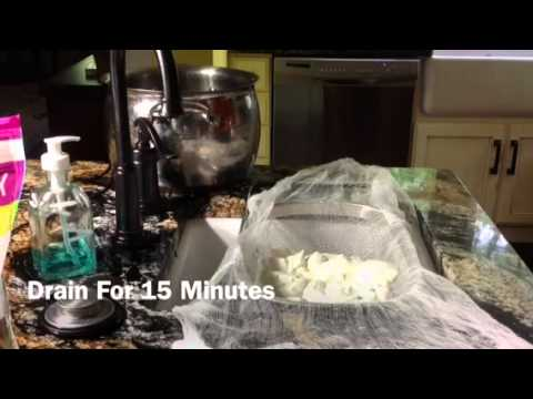 Simple Hard Cheese: Rick McGill Homemade Cheese