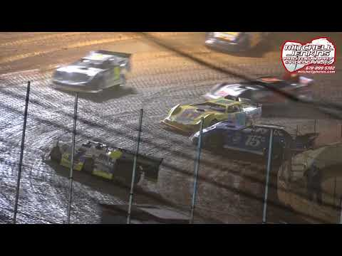 North GA Speedway 3/3/18 Crate Latemodel Feature!