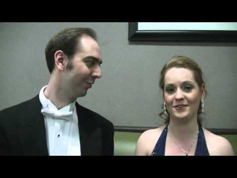 Interview with Andrea M. - Johann Strauss Ball 2015