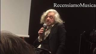 Morgan racconta la contemporaneità di Fabrizio De Andrè