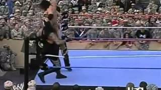 The Undertaker vs Johnny Nitro - Tribute To The Troops 2006