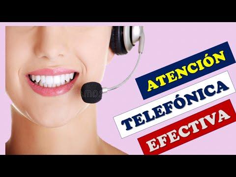 atenciÓn-telefÓnica