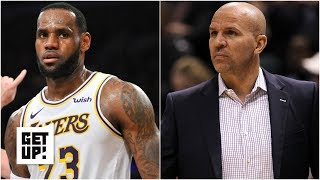 If it makes sense for LeBron, Jason Kidd will coach the Lakers – Jay Williams | Get Up!