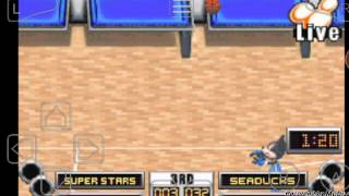 trying to score full court shoot (disney sports basketball)