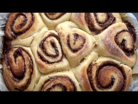cinnamon-rolls-/-brioche-à-la-cannelle-/-recette-facile
