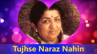 Tujhse Naraz Nahin Zindagi - Lata Mangeshkar Hit Song || Masoom - Valentine