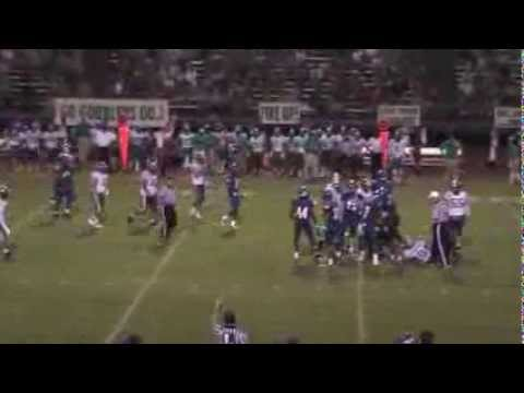 Wharton High School - Cuero High School TX Football 2013