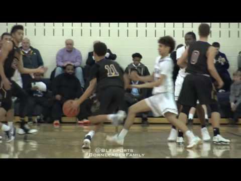 Roman Catholic Freshman PG Lynn Greer vs Malvern Prep