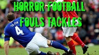 SPORT TV 1 HD - Horror Football Fouls Tackles