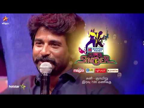Super Singer 6 | 7th & 8th April 2018 - Promo