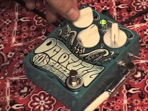 Guitar Pedals Boutique : dr no octofuzz boutique octave vintage fuzz guitar effects pedal demo youtube ~ Hamham.info Haus und Dekorationen