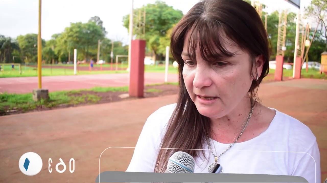 Presupuesto participativo losada inaugur el play n deportivo del barrio jard n youtube - Presupuesto jardin ...