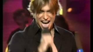 Carlos Baute - Abanibi - Eurovisión (HD - Alta Calidad)