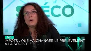 SO Eco - Que va changer le prélèvement à la source ?