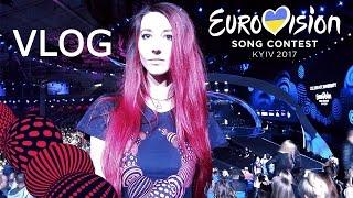 VLOG:Eurovision Song Contest 2017 - Semi-Final 1 | Евровидение 2017, первый полуфинал (LIVE)