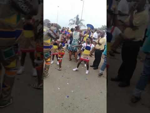 Download Zulu wedding entrance