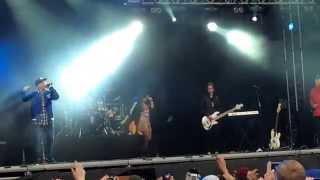 JVG - Huominen On Huomenna feat. Anna Abreu live (Radio Aallon Helsinki Päivä Konsertti 12.6.2014)