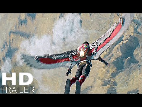 The Falcon And The Winter Soldier _ Exclusive First Look (2021) Trailer
