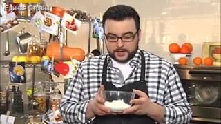 Ароматний пиріг з м'яким сиром та фруктами - Правильний Сніданок