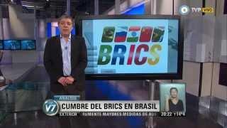 Visión 7 - Rusia invitó a la Argentina a la cumbre de los BRICS