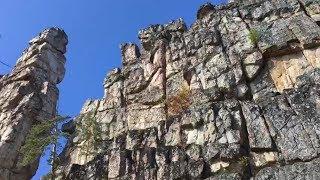 Рассказ очевидца на Инзерских зубчатках - до падения туристов