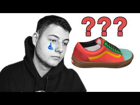 Wo bleiben die customized Vans?! ☹️ | Jonah Pueschel