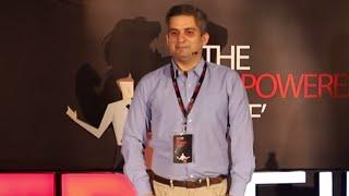 Digital Health and Data Science Empowering a Healthier You   Prashant Tandon   TEDxFIIB