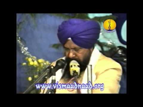 AGSS 2001 : Raag Ramkali : Padmasri Bhai Nirmal Singh Ji Khalsa Amritsar