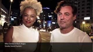 Sneaky Sound System in Miami March 2012