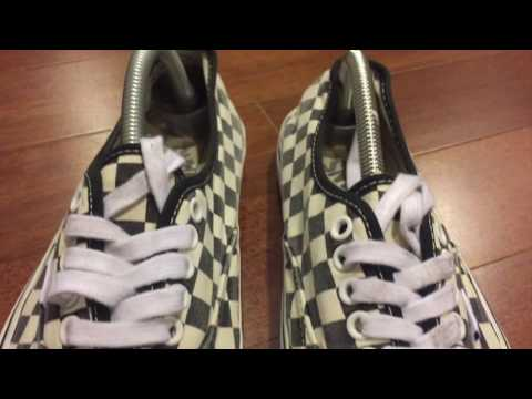 Crep cure review (vans checkerboard)