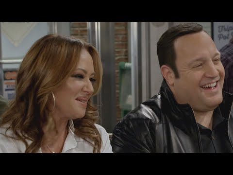 Leah Remini Cast as Series Regular on 'Kevin Can Wait' Erinn Hayes Let Go