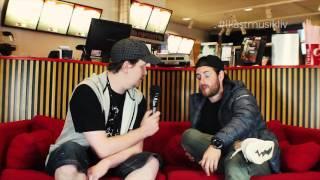 Interview med ItaloBrothers VibeFM VibeTV Ikast Musikliv 2016