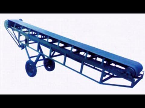 Low Price Belt Conveyor Loader/Unloader Machine