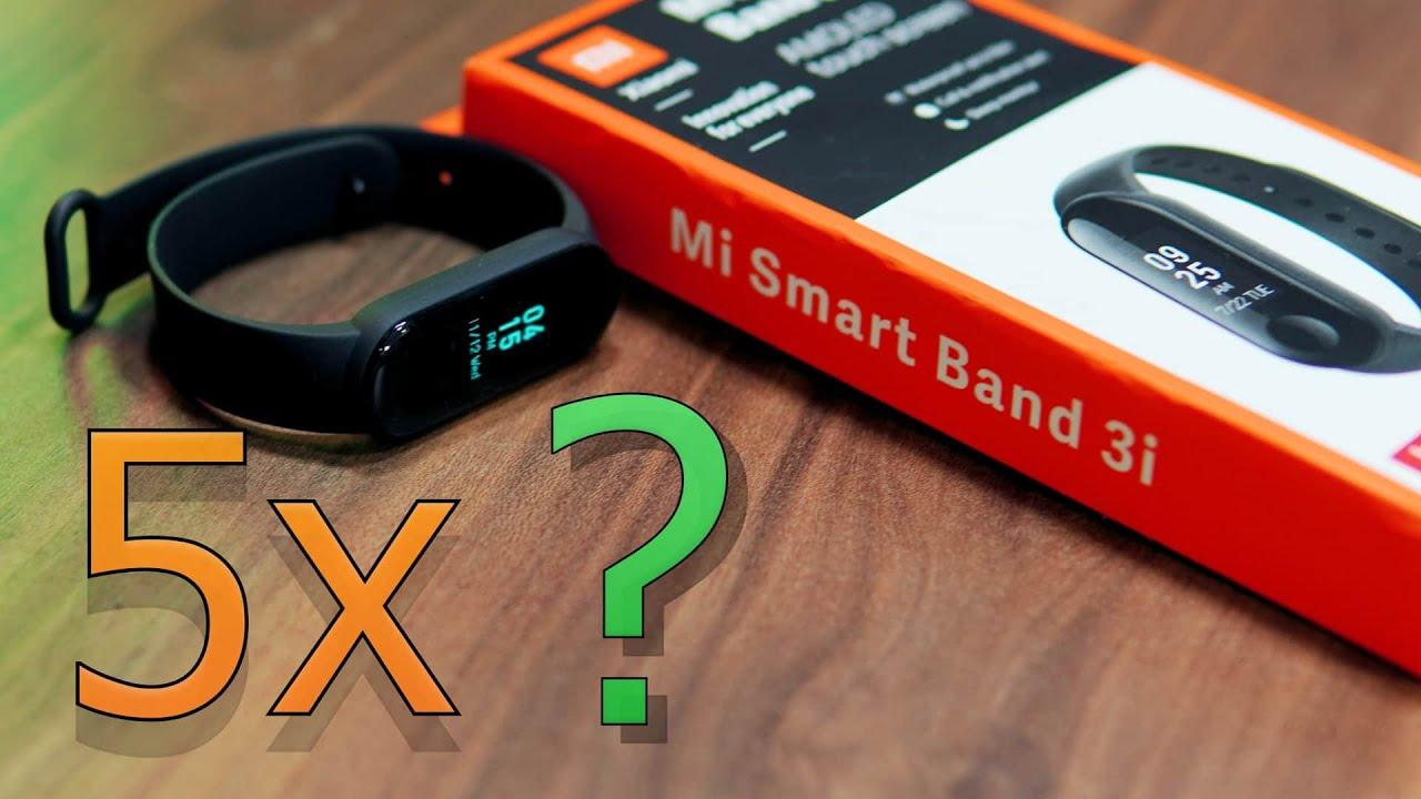 Avis sur Mi Smart Band 3i - le meilleur groupe de fitness abordable sous Rs. 1.500? 🔥 + vidéo