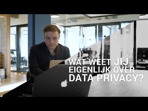 Wat weet jij over data privacy? Danny Mekić legt uit