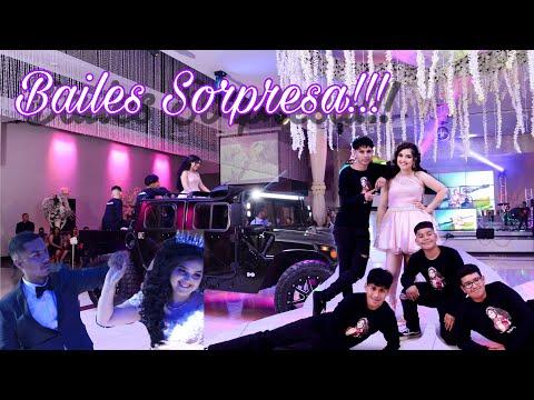 Melodys Official Bailes Sorpresa!!! Part 2